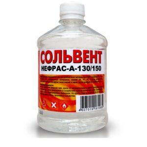 Сольвент нефтяной 0.5л (ХимАвто) арт. HA-SV-05