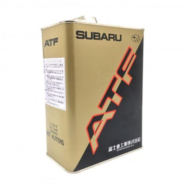 SUBARU ATF (K0415-YA0100) Жидкость 4л арт. K0415-YA0100