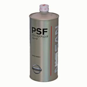 NISSAN Psf 1л (спец. жидкость для гидроусилителя руля) арт. KLF5000001