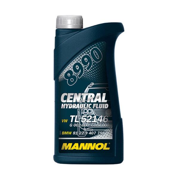 Гидравлическая жидкость/CHF 0,5л МANNOL 8990 (45шт/кор) арт. MN-2002