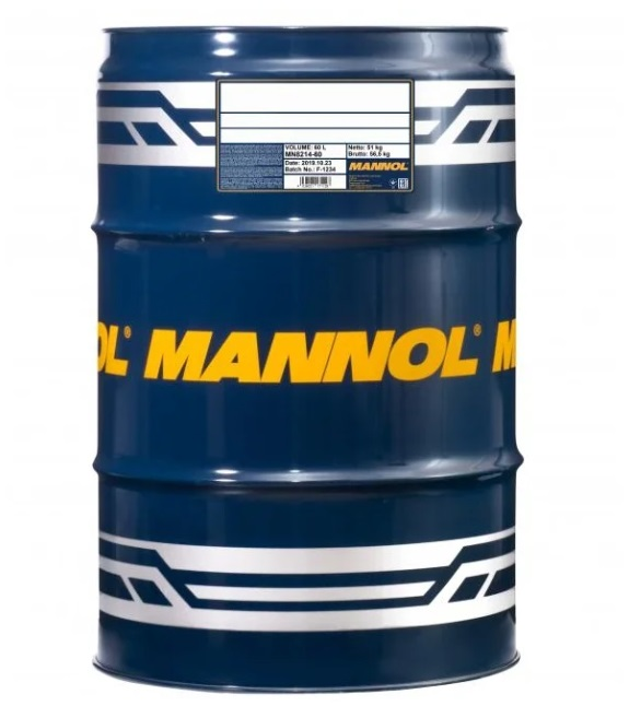 Масло трансмис. Mannol Automatic Special ATF T-IV 60л арт. MN-8208-20