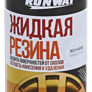 RW6700 Жидкая резина Цвет- черный 450мл аэрозоль арт. RW6700