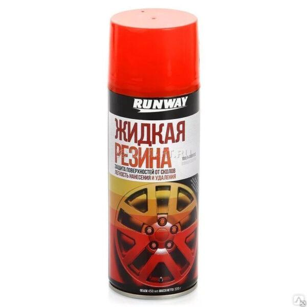 RW6705 Жидкая резина Цвет- красный 450мл аэрозоль арт. RW6705