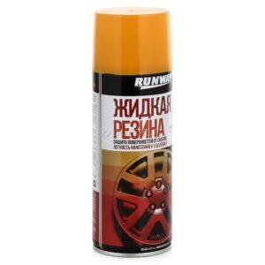 RW6708 Жидкая резина Цвет- оранжевый 450мл аэрозоль арт. RW6708