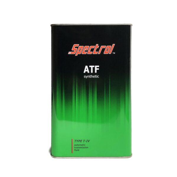Масло SPECTROL ATF Type T-IV Automatic Gear fluid 4л (4шт/кор) арт. SP-9683