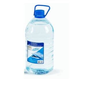 Вода дистиллированная 5л арт. VD-5