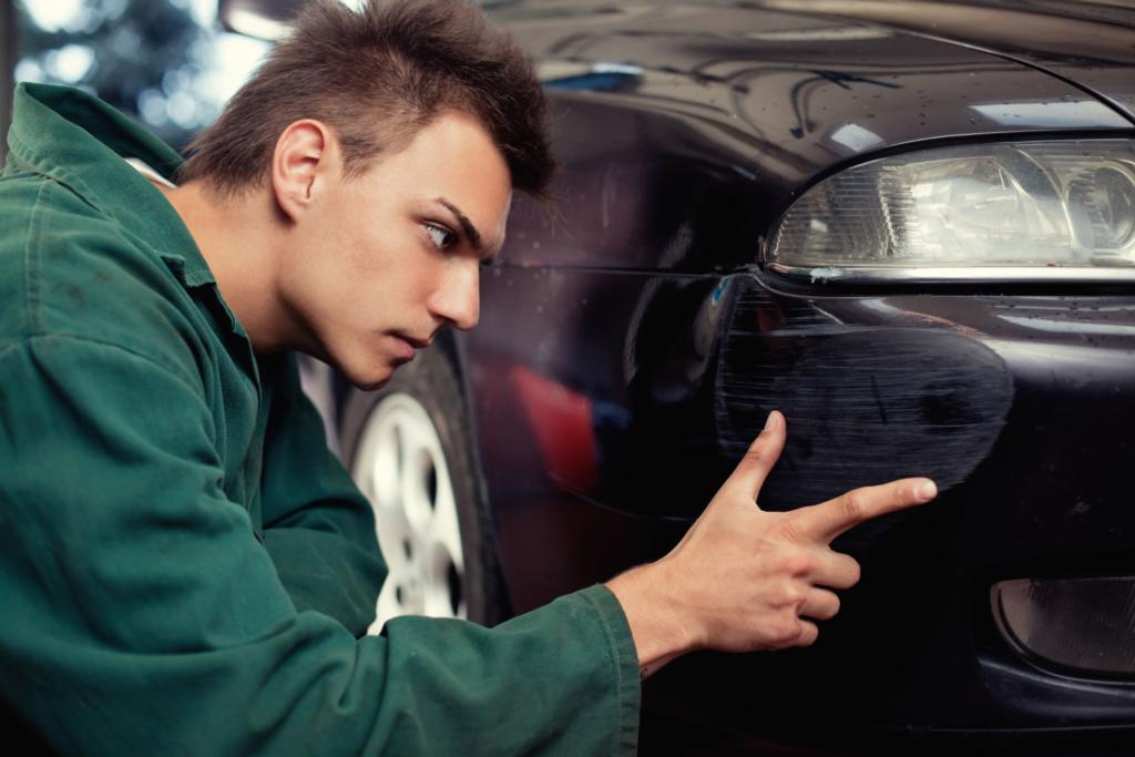 Продажа машины через перекупов