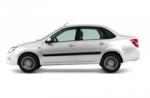 Замена воздушного фильтра на автомобиле Лада Гранта
