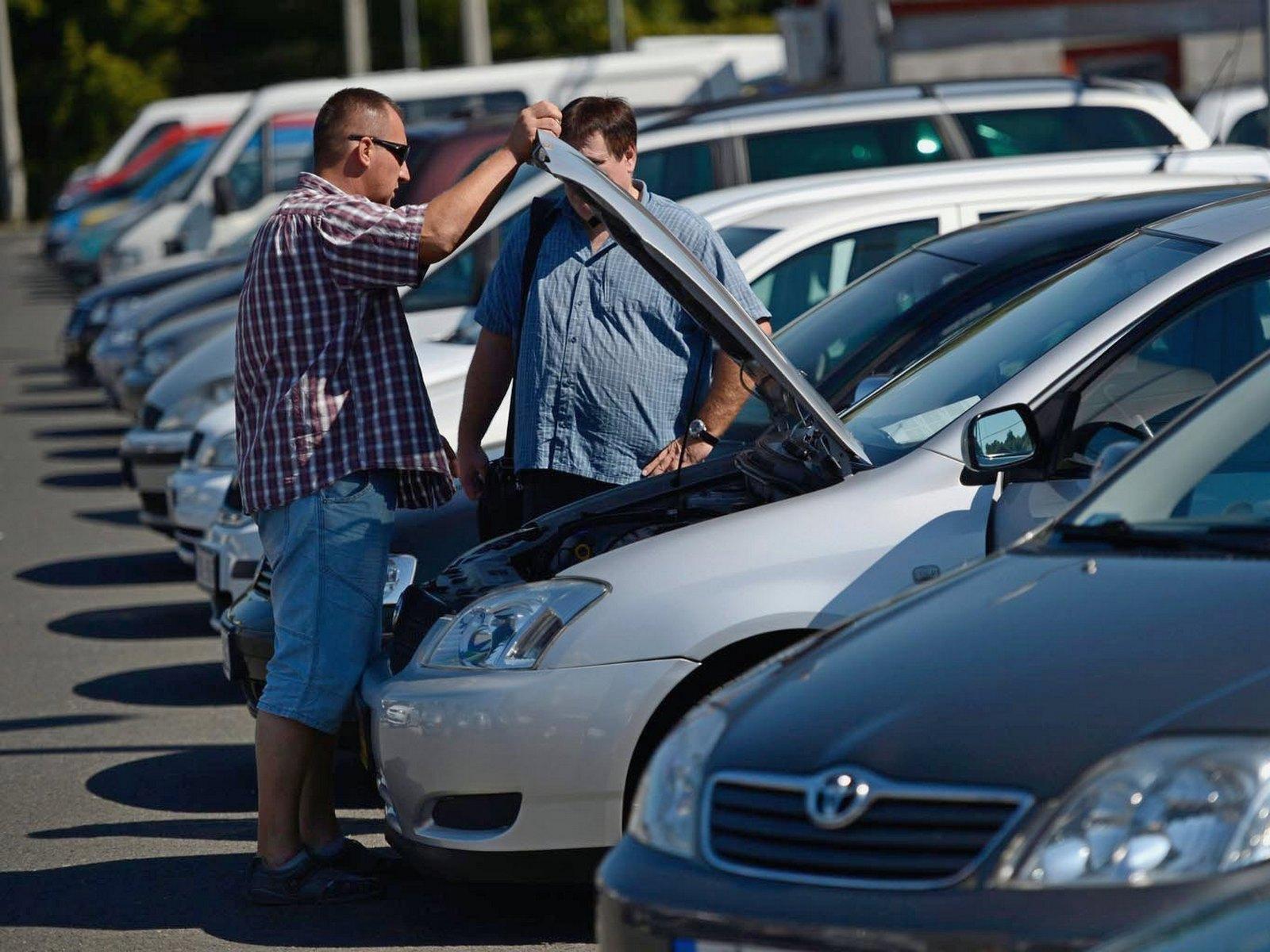 Самостоятельная продажа авто