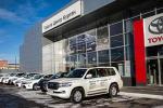 Покупка нового автомобиля в Тойота Центр Курган
