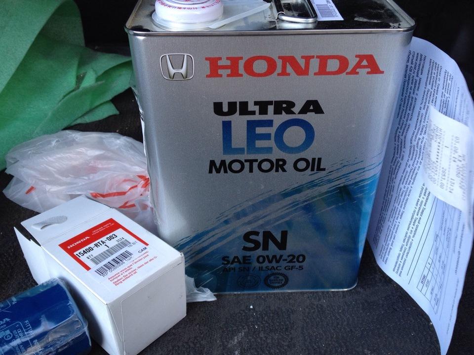 Оригинальные масла Хонда. Часть 1. Обзор моторного масла Honda Ultra LEO SN 0W20