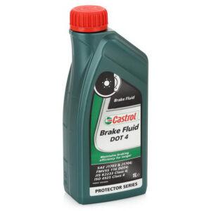 Castrol Brake Fluid DOT-4 1л Тормозная жидкость арт. 157D5A