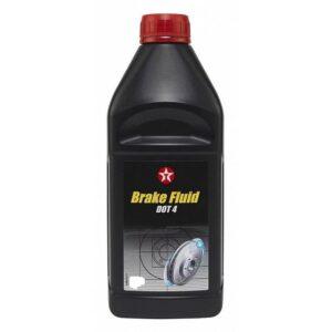TEXACO тормозная жидкость BRAKE FLUID DOT 4 1л арт. 825004NME