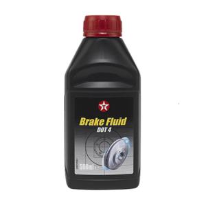 TEXACO тормозная жидкость BRAKE FLUID DOT 4 500мл арт. 825004OME
