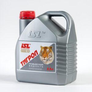"""Промывочная жидкость """"Тигрол"""" 3,5л арт. ISLTIGRKAN35"""